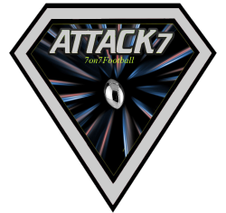 ATTACK 7 7on7 Football